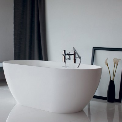 Ванна из литьевого мрамора Burlington Formoso 169x80 (N2A)