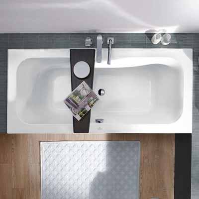 Акриловая ванна Villeroy & Boch Loop & Friends 170x75 (UBA170LFS2V-01)