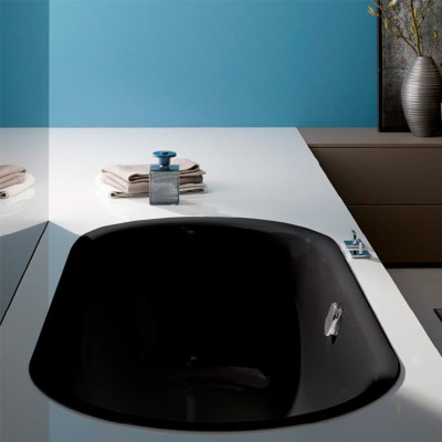 Стальная ванна Bette Lux Oval 180x80 (3466-035 PLUS AR, 3466035PLUSAR)