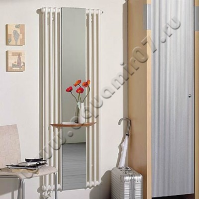 Радиатор стальной Zehnder Charleston mirror (CM 2180-12)