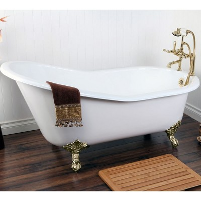 Чугунная ванна Recor Slipper 154x77 (SLIPPER 154, SLIPPER154)