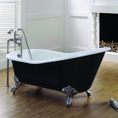 Чугунная ванна Recor Slipper 170x75 овальная (SLIPPER 170, SLIPPER170)