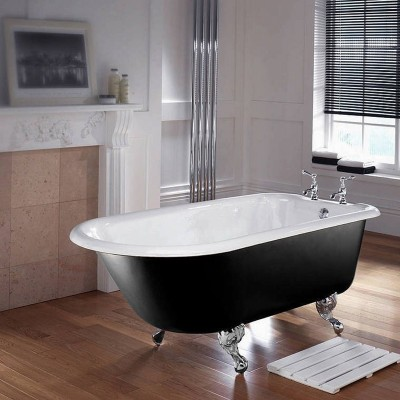 Чугунная ванна Recor Roll top 170x78 овальная (ROLL TOP 170, ROLLTOP170)
